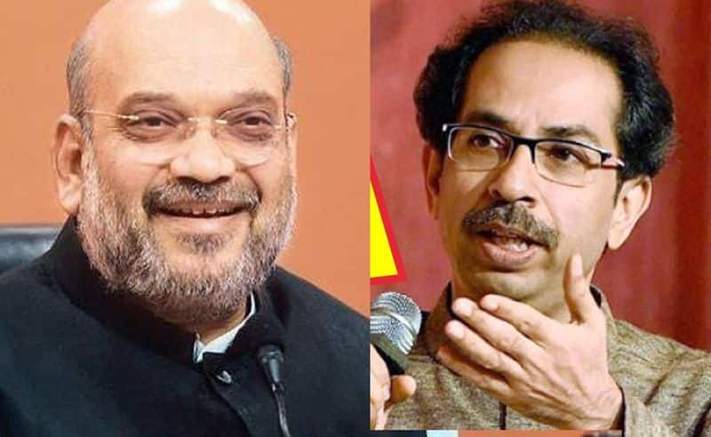 The formula for seats in BJP-Shiv Sena could not be solved