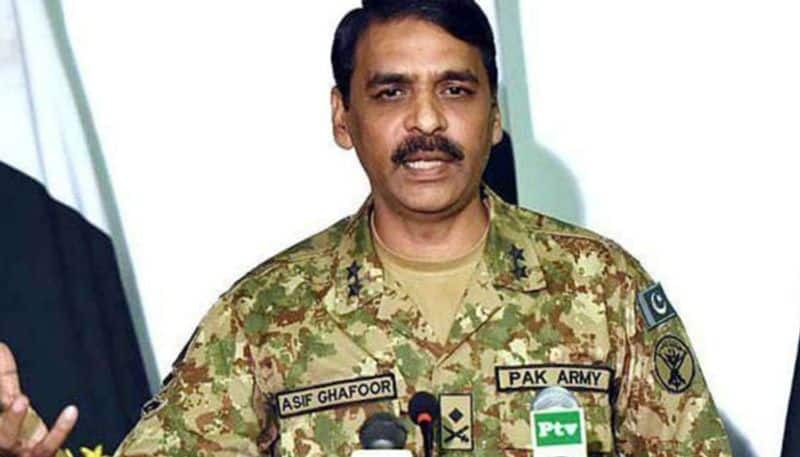 Pakistan DG ISPR Asif Ghafoor peddles fake news, posts doctored video of retired IAF Air Marshal