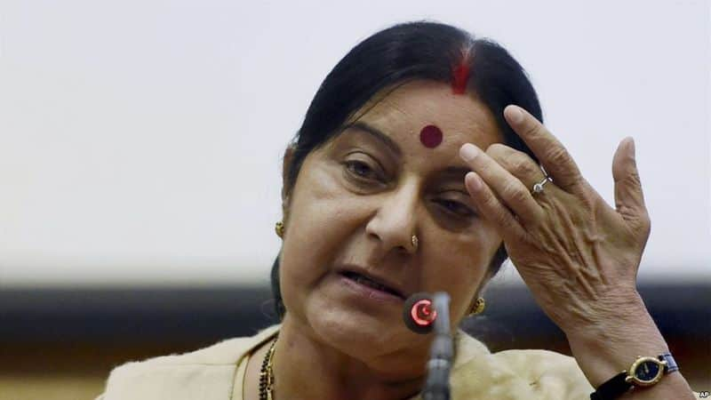Inaugural speech of Sushma Swaraj in Organisation of Islamic countries is great setback for Pakistan