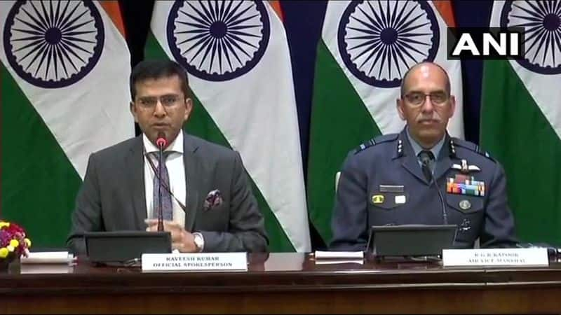MEA confirms Pakistan jet shot down, MiG-21 aircraft also lost and pilot missing in action