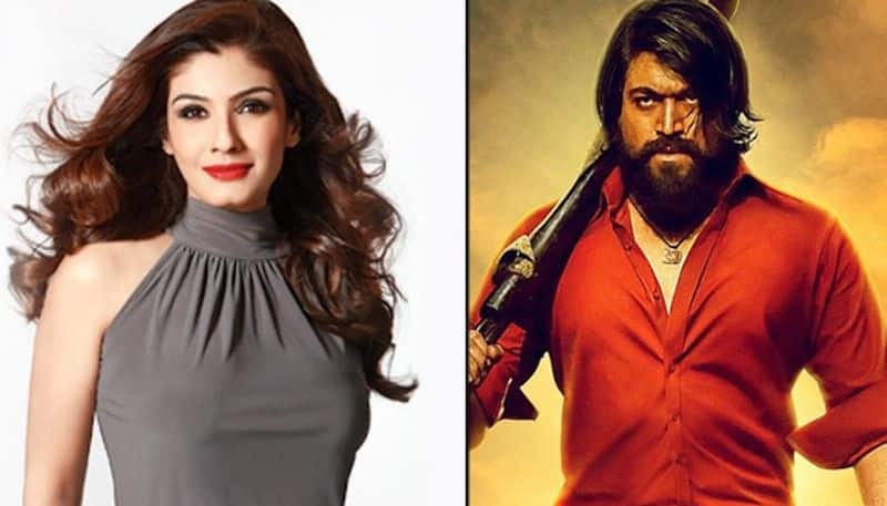 After Sanjay Dutt Raveena Tandon to be part of Yash's blockbuster