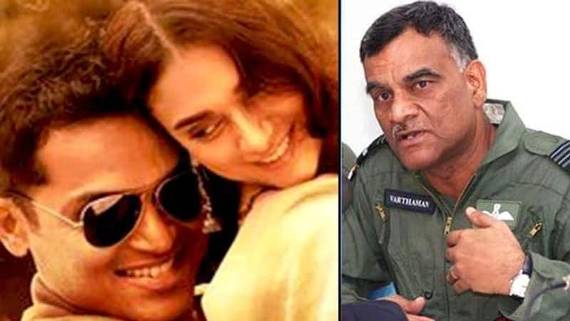 Abhinandans father sees reel turn real; worked on Tamil film where Pakistan arrests IAF pilot