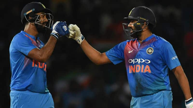 kl rahul will be the opening partner for rohit sharma for west indies series