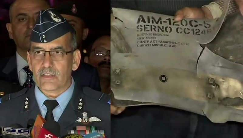 In Indian Air Force, Army and Navy joint press briefing India presents evidence, burst Pakistan lie