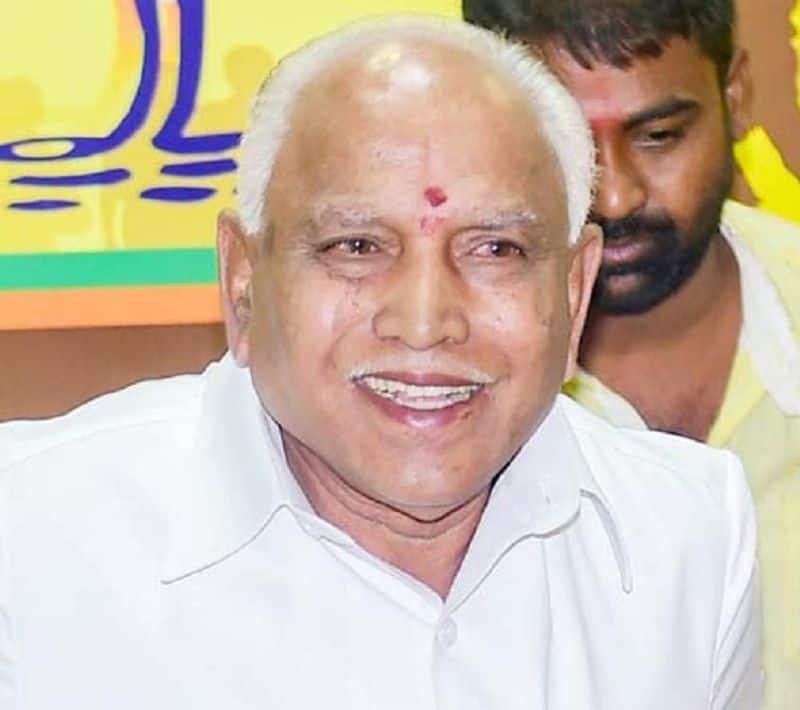 karnataka bjp protest agains kumarasamy
