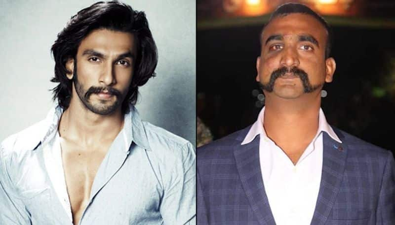 Abhinandan true hero an inspiration for whole nation says Ranveer Singh