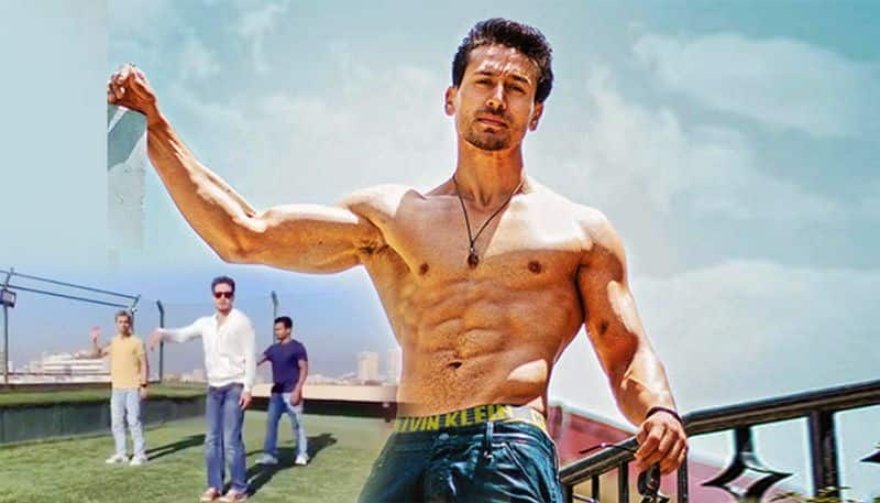 birthday special: watch tiger shroff famouse dance video's