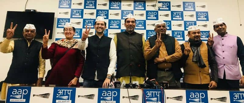 AAP Declares Candidates For Six Seats In Delhi, Still hoping for Alliance With Congress