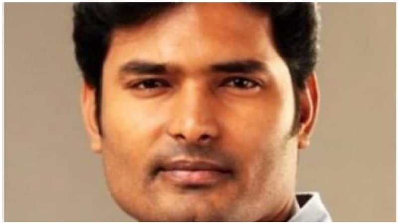 rajini's son in law visagan fights with a director