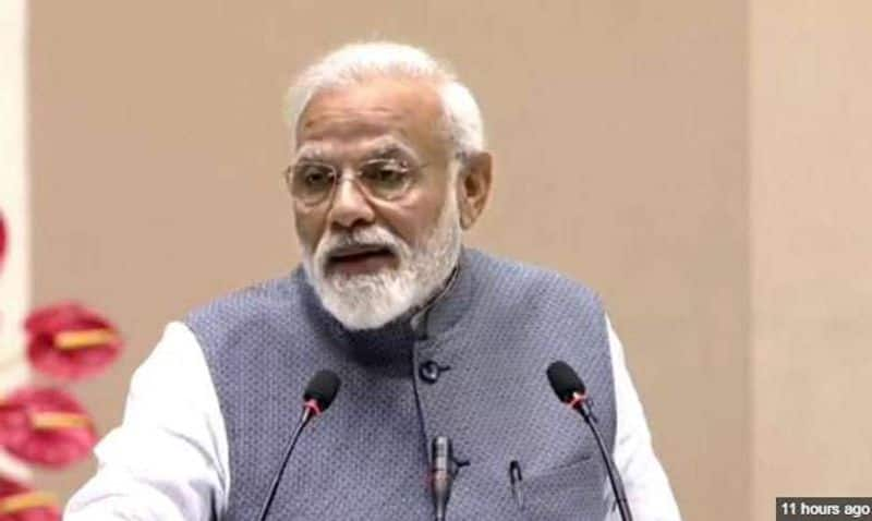 PM Modi lashes out opposition parties asking proof air strikes Pakistan