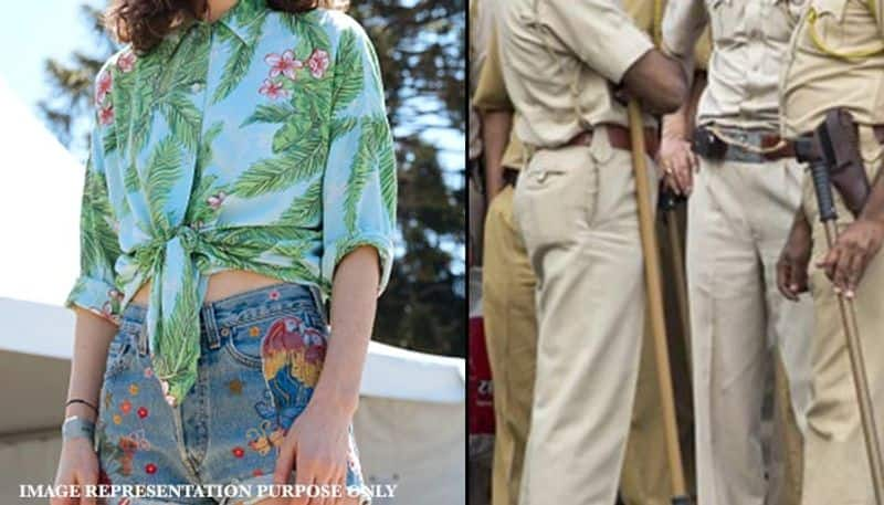 Bengaluru Police harasses woman for wearing shorts in public