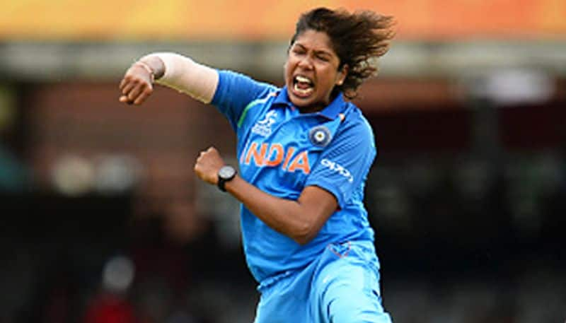 ICC ODI rankings Jhulan Goswami reclaims top spot inches closer record