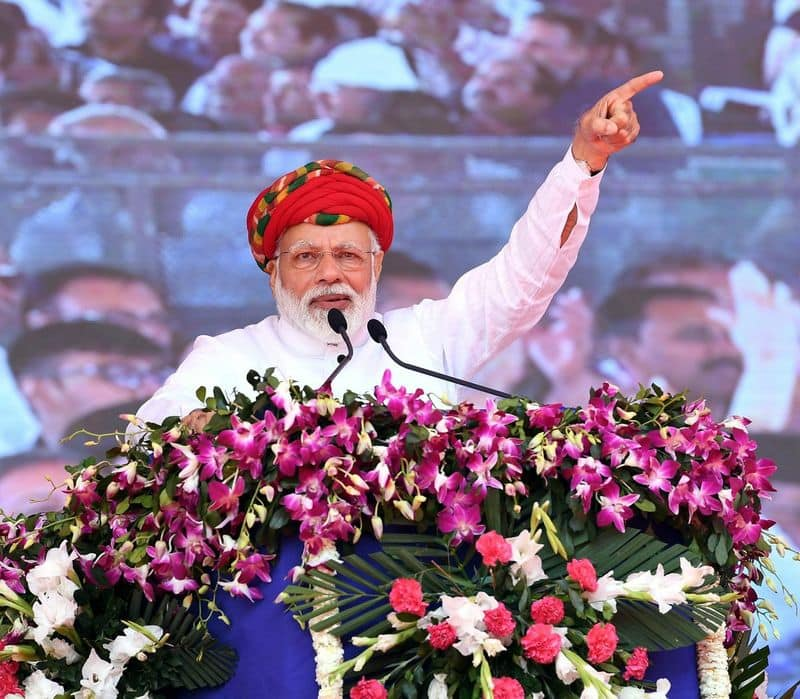 Entire nation agrees that the menace of terror has to be eliminated says Prime Minister Narendra Modi