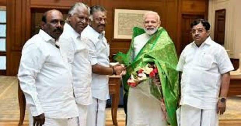 First meeting held among the NDA alliance partner in Chennai, PM pm modi will attend meeting