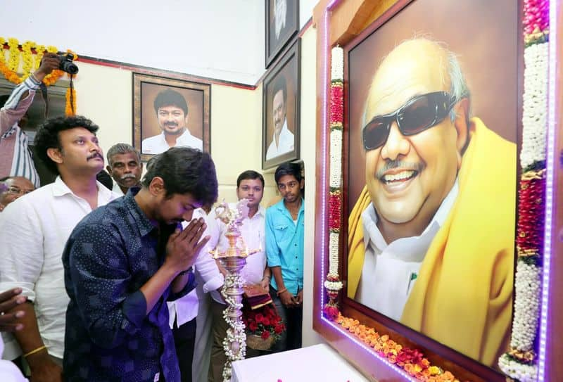Udayanithi stalin will participate in dmk general meeting