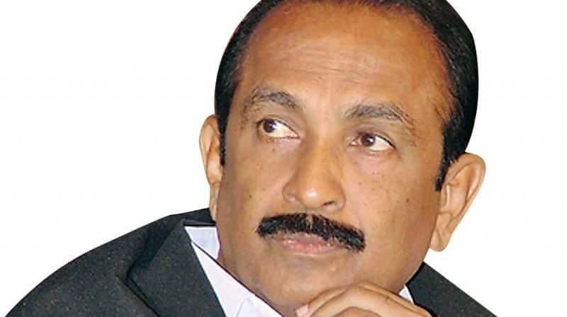 Vaiko plan to combined with dmk