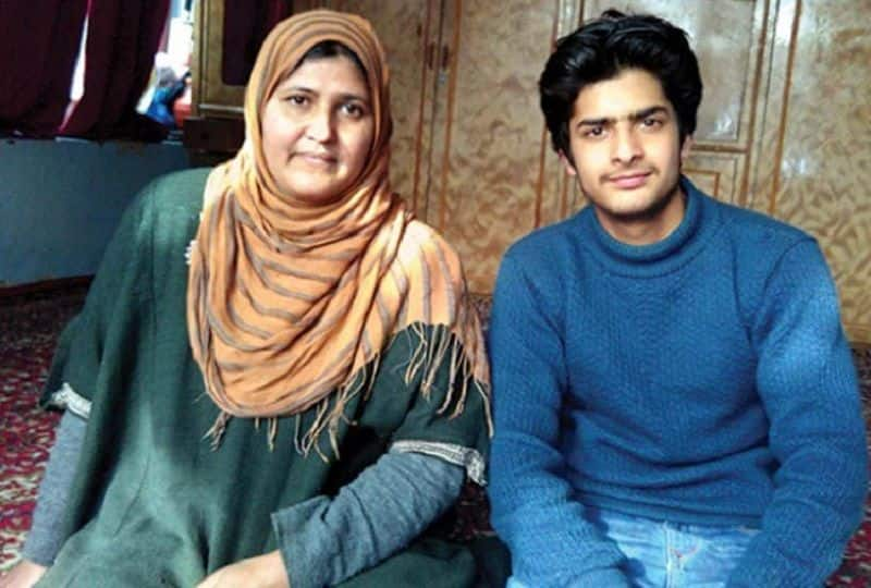 Terrorist son asked he is feeling proud after got aadhar card, want become a doctor