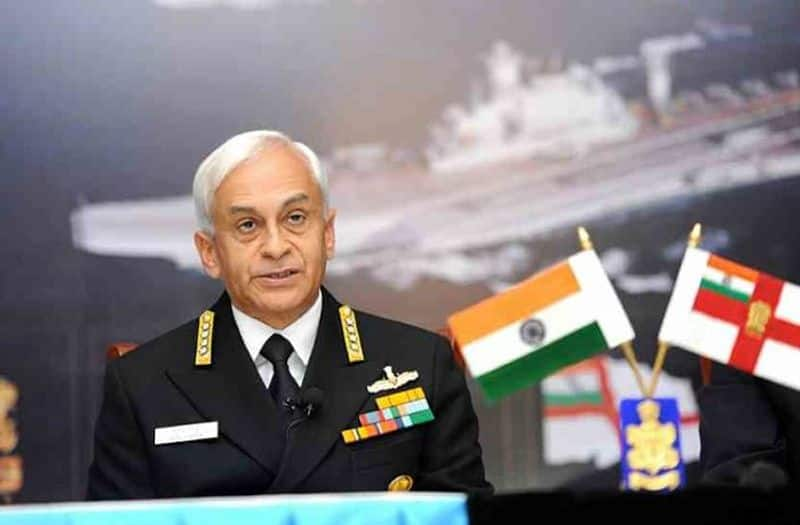 Terrorists being trained to carry out attacks through sea says Navy chief Sunil Lamba