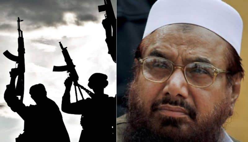 Post UNSC action pliant pakistan arrests Hafiz Saeed brother in law