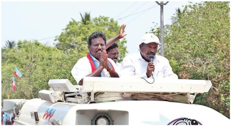 Ravikumar MP criticizes the central government