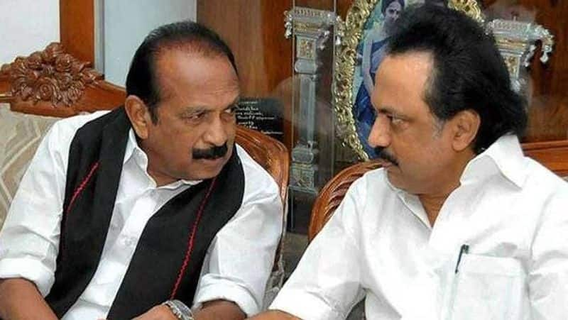 Vaiko plan to filing nomination onr after july 5th