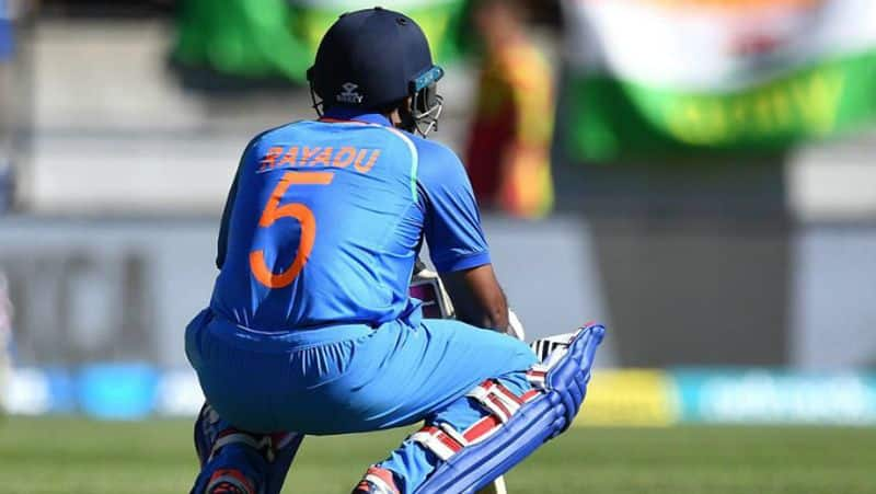 ambati rayudu retires from all forms of cricket