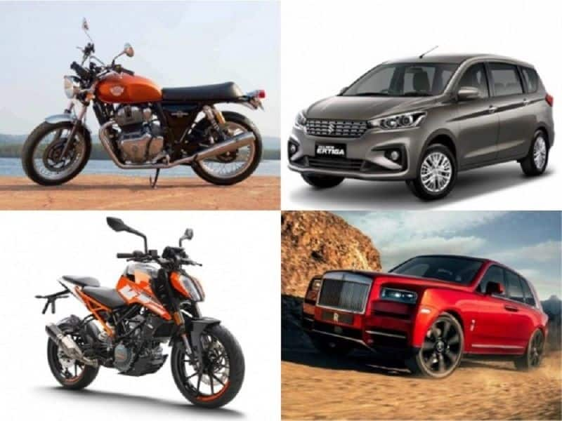 Automobile companies hike discount for car and kike buyers, price may slash