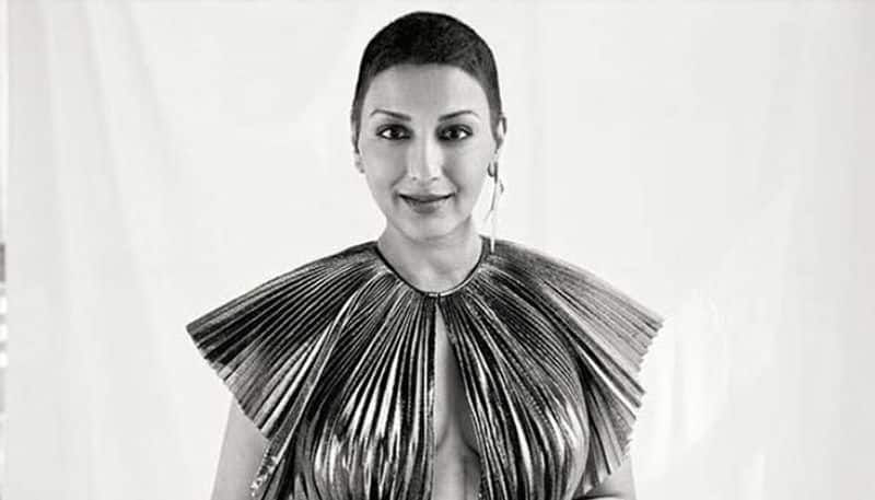 sonali bendre photoshoot with her cancer surgery scar