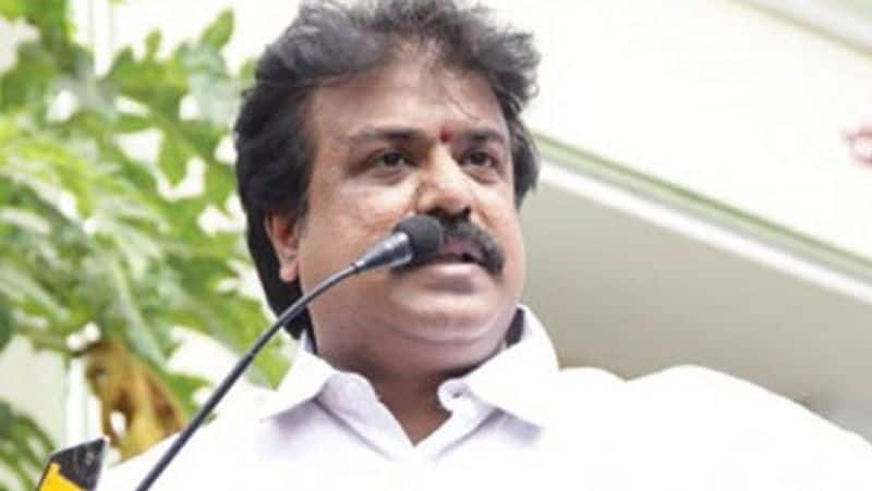 Vijayakanth's brother-in-law to tenson district secretary