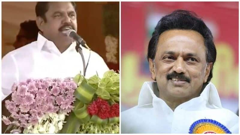 Palaniswami slams Stalin for 'negative campaign' ahead of Lok Sabha polls