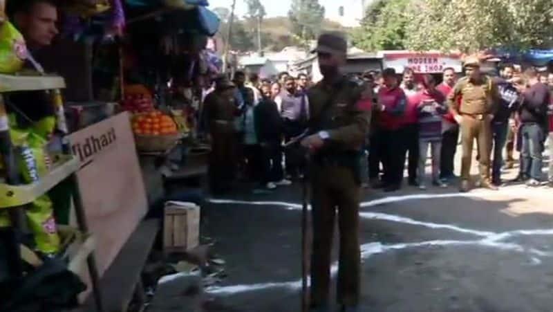 Grenade Blast at Jammu bus stand, 18 injured