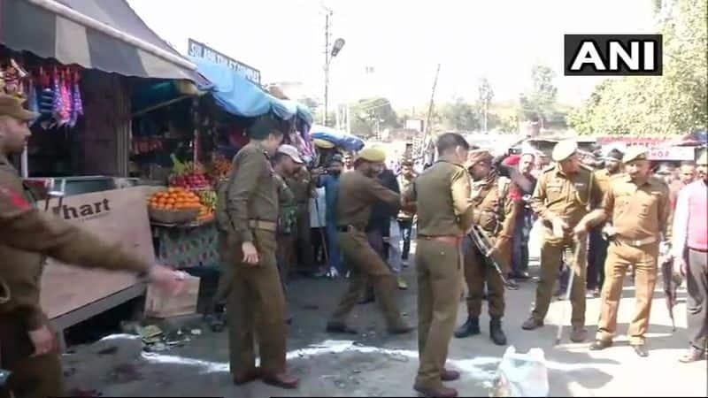 Grenade explosion at Jammu bus stand injures 18