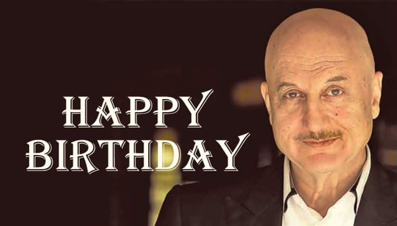 anupam kher birthday special: know some unknown facts about anupam kher