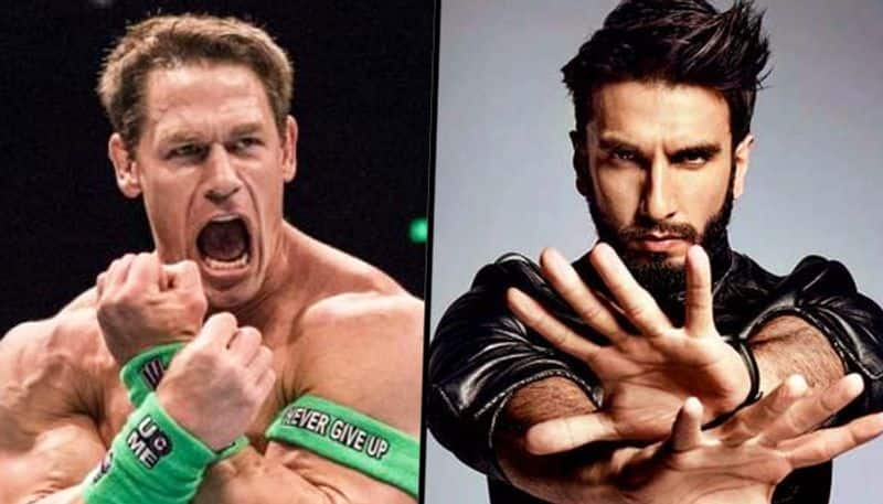 WWE star John Cena shares Ranveer Singh's Gully Boy poster; check it out