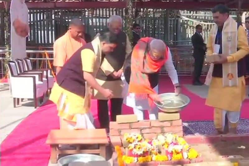 PM Modi on a stormy trip to UP, will launch several project including Vishwanath temple corridor