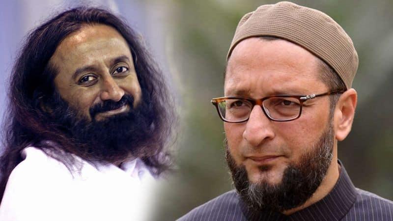Ram Janmabhoomi-Babri Masjid case: This is why Owaisi is angry at Ravi Shankar