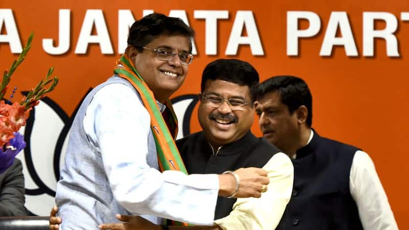 Odisha leader Jay Panda is appointed BJP vice president, will be party's TV face