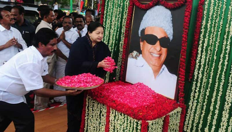MG Ramachandran's legacy alive Tamil Nadu even 32 years after his death