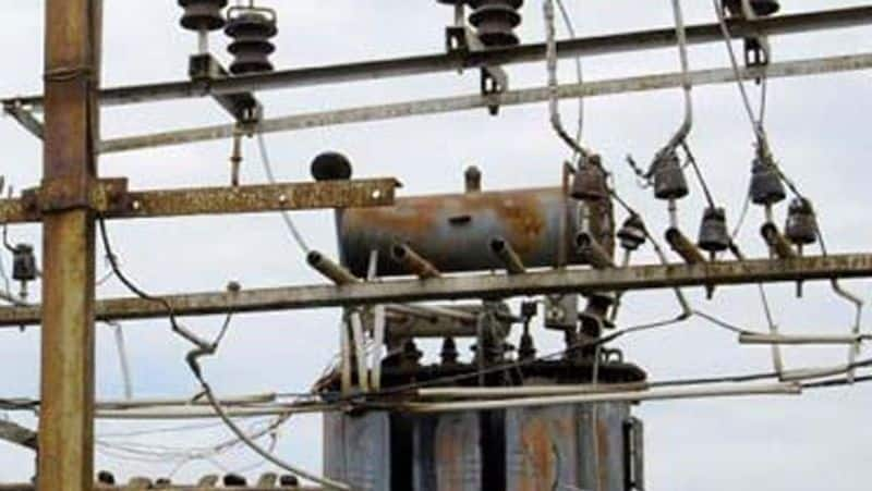 Drunk man dies after touching electric transformer at hyderabad  akp