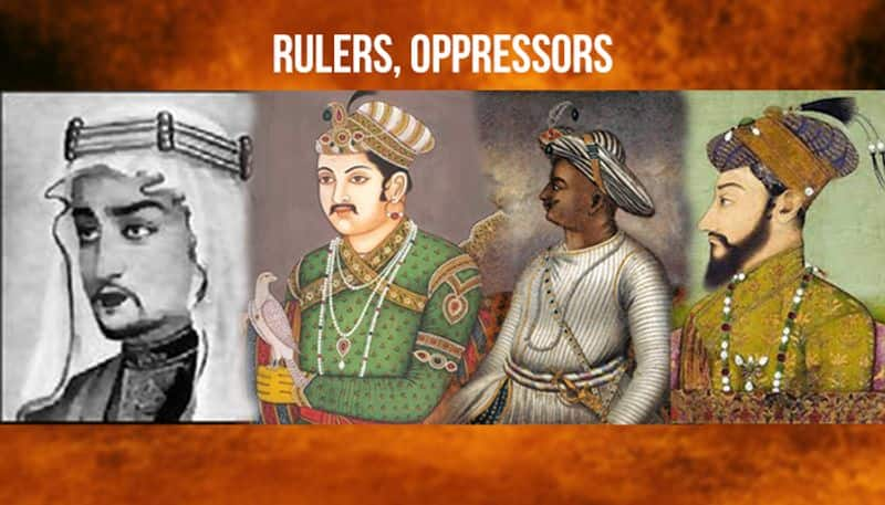 True Indology exposes Left lie that Muslim rulers never oppressed Hindus