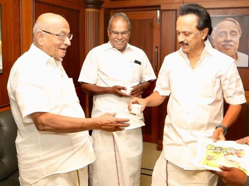 It is the responsibility of the DMK to ensure that the alliance does not disintegrate. CPM alert for Stalin ..!