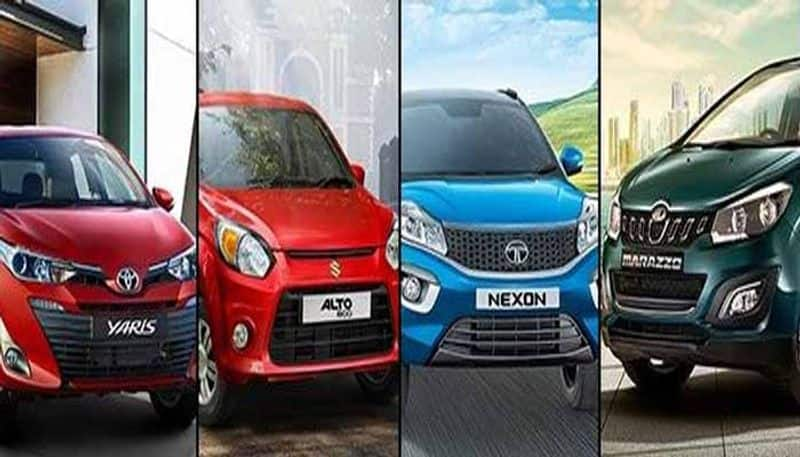 Here is the complete list of Car sales on march 2019