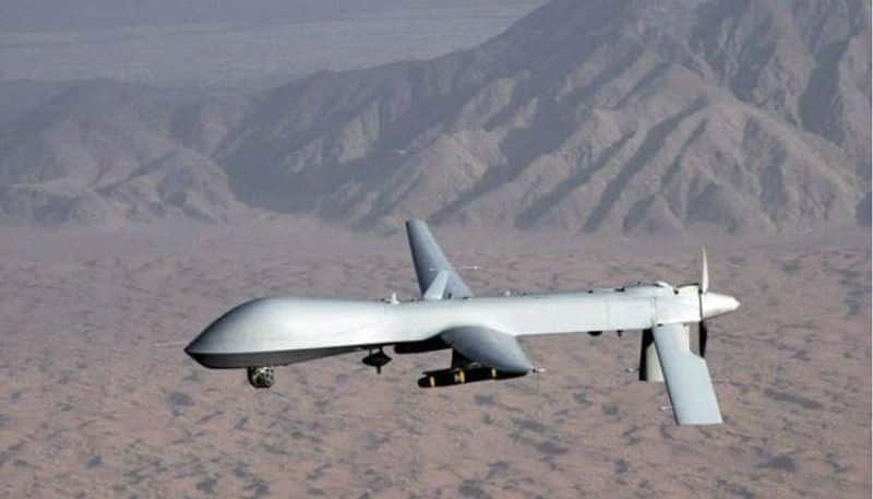 Pakistan spying on India with drones, 3 UAVs shot down in 12 days