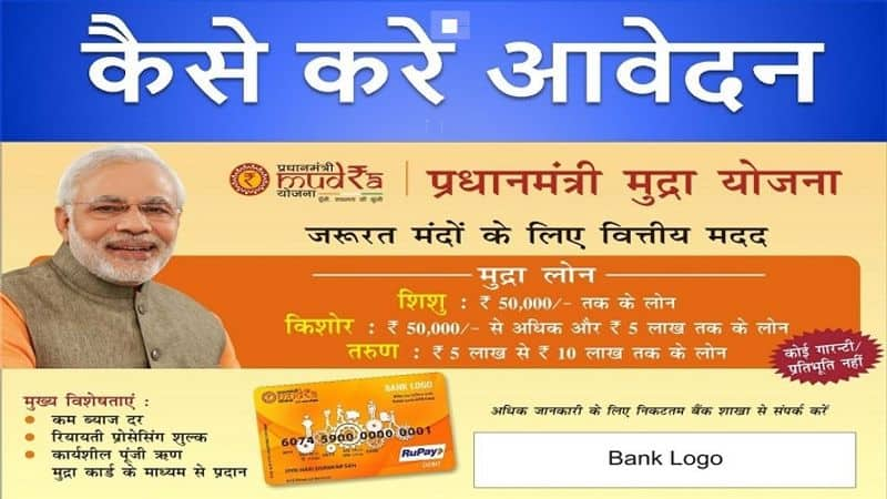 MUDRA PMMY loan business startup eligibility terms