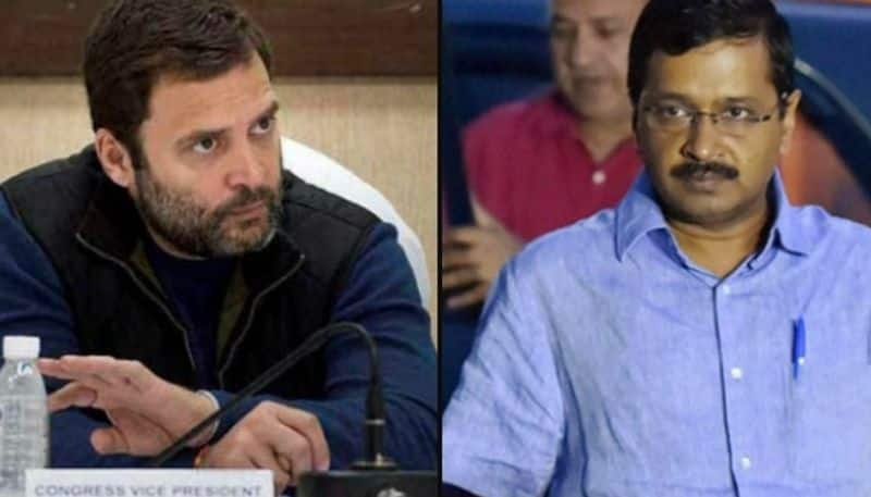 Why kejriwal is so eager to make alliance with congress