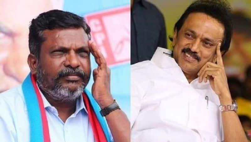 Local body election... thirumavalavan petition dismissed chennai high court