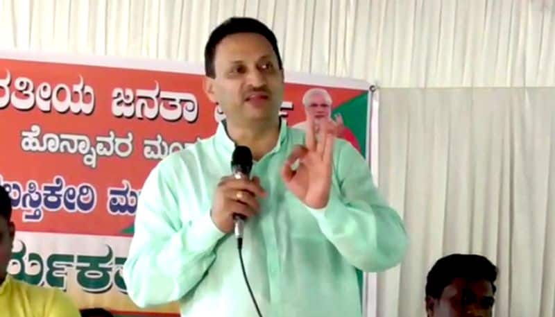 BJP MP Anantkumar Hegde Admitted To hospital snr