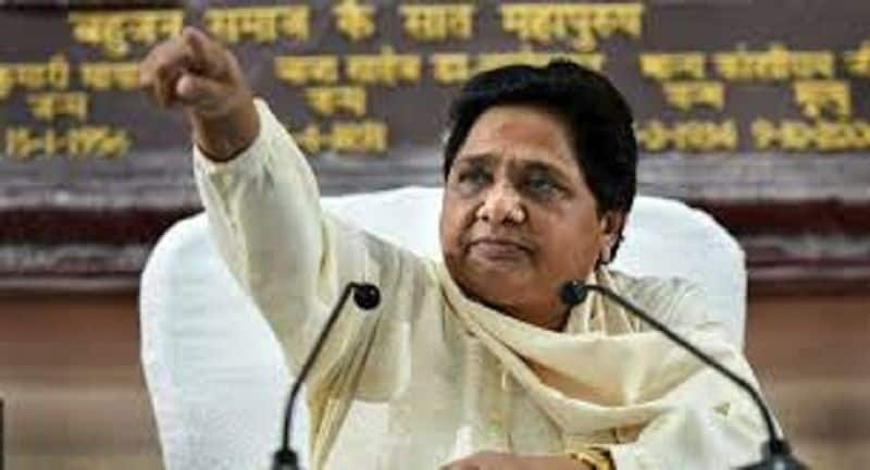 Mayawati may announce candidate against Sonia and rahul
