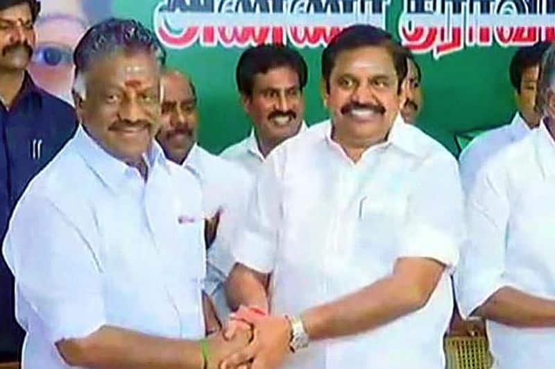 No cadres is dissatisfied with the AIADMK leadership. EPS Spoke ..OPS  Silent Mode .