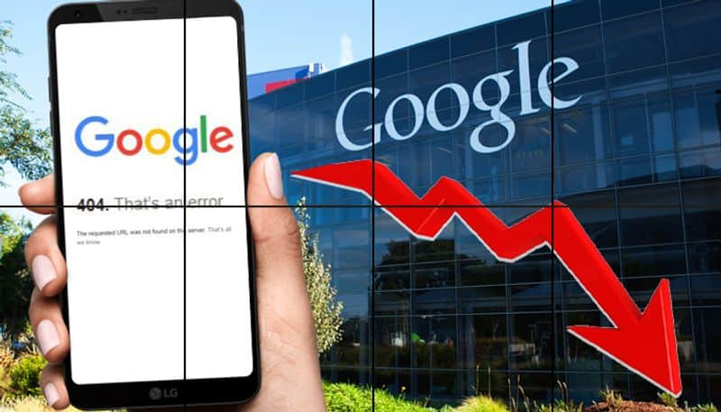 Google users face global outage GmailDown trends social media